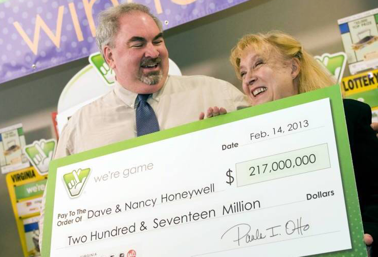 Defence Department Couple Win $217 Million Powerball Jackpot
