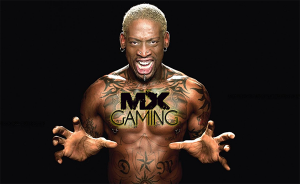 Dennis Rodman to Feature in Video Games