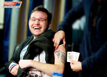 Disabled Poker Player Wins Queenstown Tournament