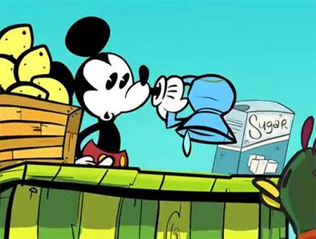 "Disney Interactive Launch ""Where's My Mickey?"""