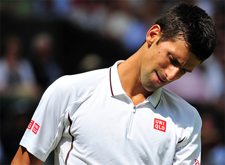 Djokovic Express Shock At Nadal's Wimbledon Defeat