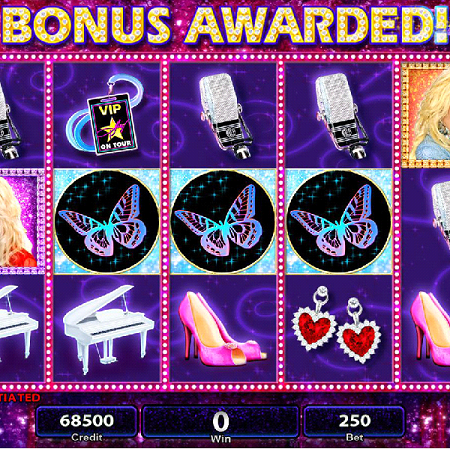 Dolly Slot Machine Launches With Hit County Music