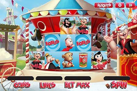 Dragonplay Ready to Launch Popeye Slots
