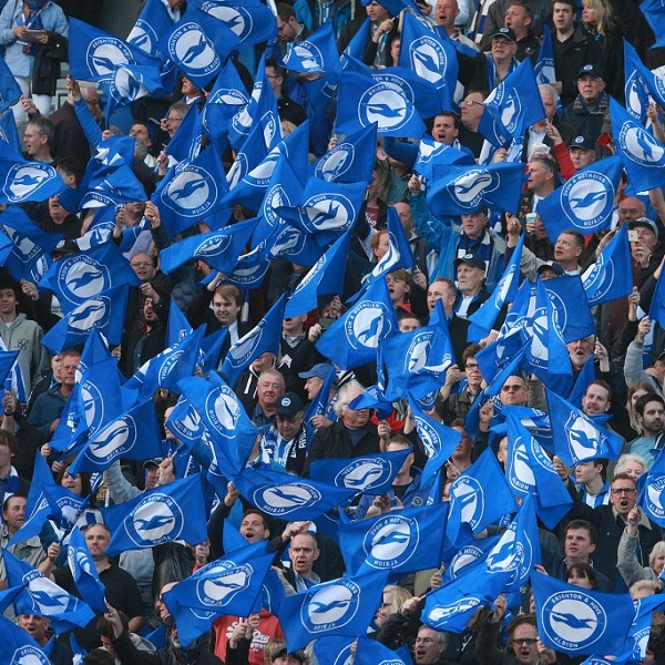 Brighton & Hove Albion vs Manchester City Preview and Line Up Prediction: City to Win 2-0 at 6/1