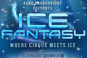 Eldorado Hotel Casino Host Ice Fantasy Spectacular