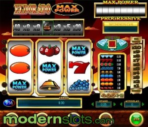 Eldorado Max Power Slot released by JPM Software