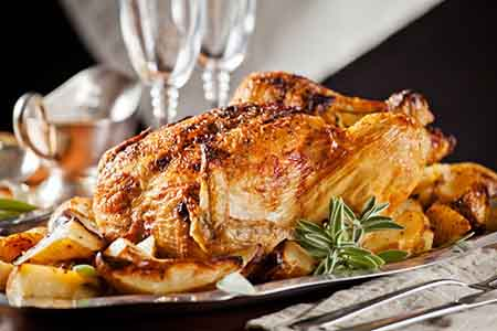 Enjoy Christmas Meals at Local Casinos