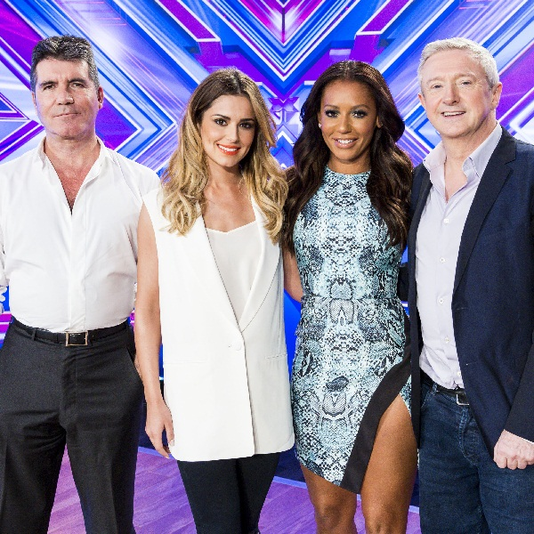 X Factor Contests Prepare For Battle in Judges' Houses