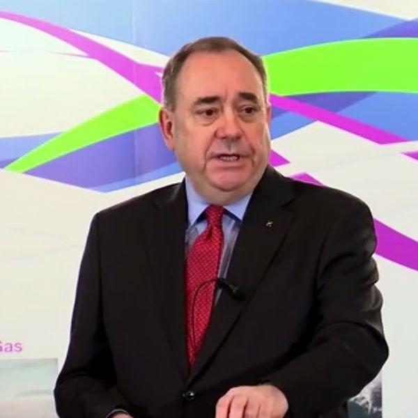 Alex Salmond Quits Leaving Nicola Sturgeon As Favourite Successor