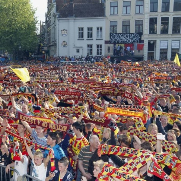 Go Ahead Eagles vs NAC Breda Prediction: Draw 1-1 at 6/1