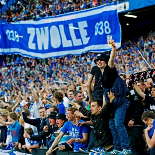 PEC Zwolle vs Twente Prediction: Draw 1-1 at 6/1