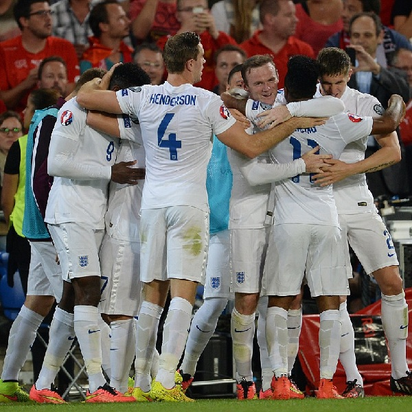 England Favourites to Win Euro 2016 Group B