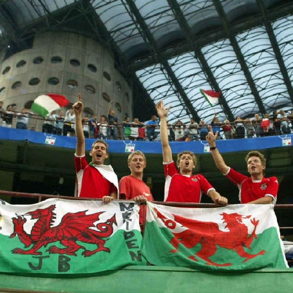 Wales, Slovakia, Stade Matmut-Atlantique