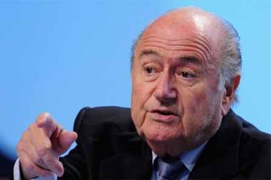FIFA President Calls for Harsh Sanctions over Racism