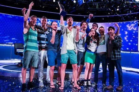 Fabian Quoss Wins PCA $100,000 Super High Roller