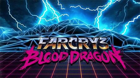 Far Cry 3: Blood Dragon Released Across Multiple Platforms