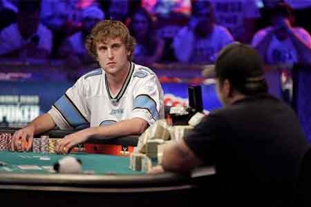 Farber and Riess Go Heads-Up in WSOP Final Table