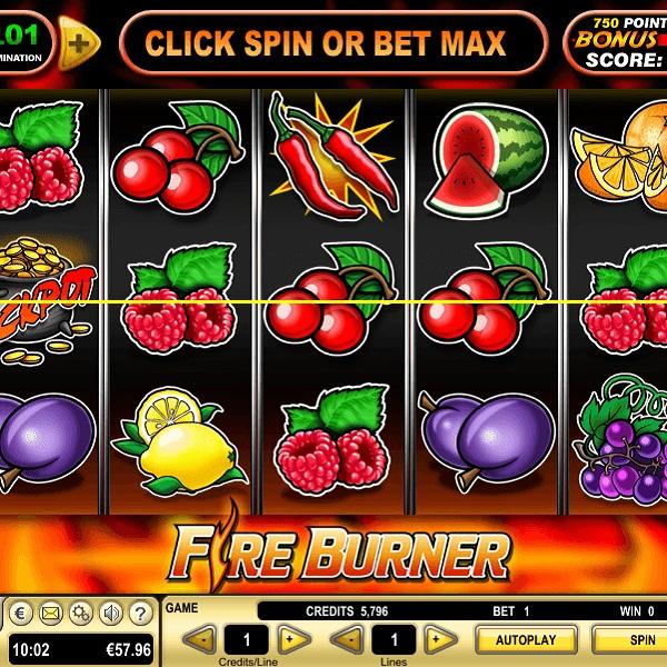 Casino Club Fire Burner Grand Jackpot Exceeds €410,000
