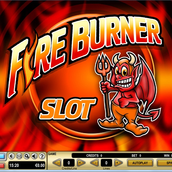 Casino Club's Fire Burner Video Slot Offers €32K
