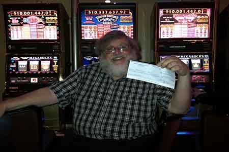 Florida Man Wins $10.3 Million on Megabucks