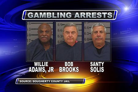 Former Albany Mayor Arrested in Gambling Investigation