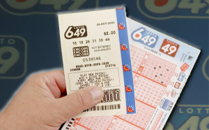 Four Ticket Holders Share $63.4 Million Canadian Lotto Jackpot