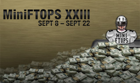Full Tilt Launches MiniFTOPS XXIII