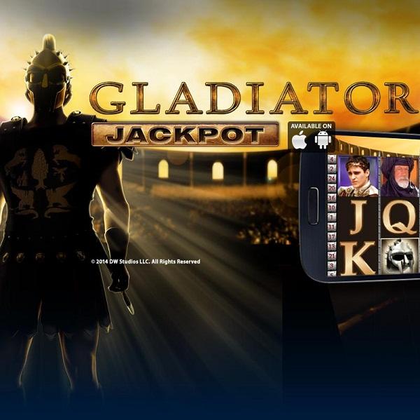 Winner Casino Features €1.1M Gladiator Jackpot Slot Progressive Prize Money