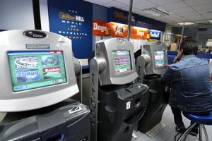 Glasgow's Gamblers Bet Over £500,000 Per Day on FOBTs
