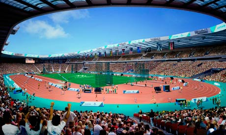 Glasgow�s Commonwealth Games Are Underway with Day 1 Of Events