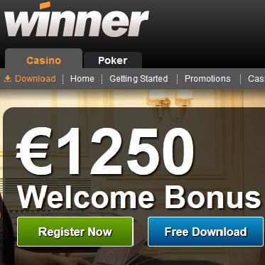 Winner Casino Online