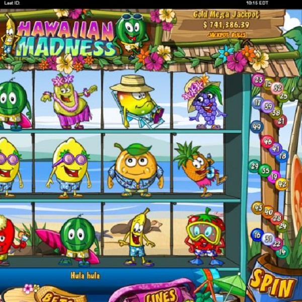 $666K Gold Mega Progressive Jackpot Available Just at Party Casino