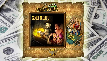Gold Rally Slot Lives Up To Name With Jackpot Payout Near $500,000