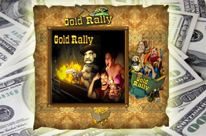 Gold Rally Winner Bags Close to a Million Dollars