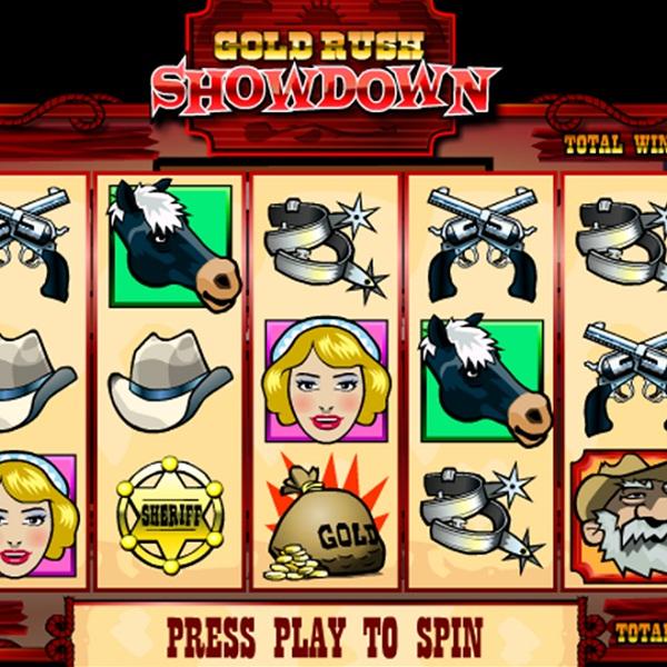 Gold Rush Showdown Progressive Jackpot at Betfair Casino Approaches £130K