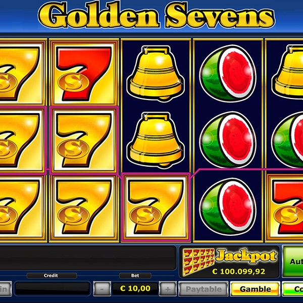 Golden Sevens Jackpot Grows Beyond €4.5M at Star Games Casino