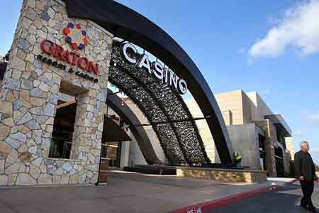 Graton Casino Visitor Attacked in Parking Lot