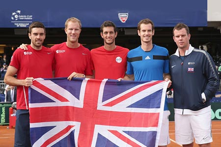 Great Britain vs Italy Davis Cup Clash Preview