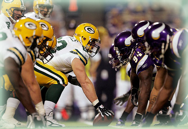 Green Bay Packers vs Minnesota Vikings Betting Odds