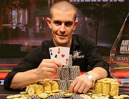 Gus Hansen Sees Improvement in Fortunes