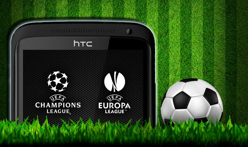 HTC to Supply Official UEFA Smartphones