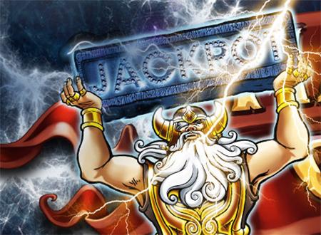 Hall of Gods Jackpot Approaches €2.2 Million