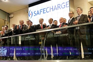 Hugely Successful IPO for SafeCharge Payment Provider
