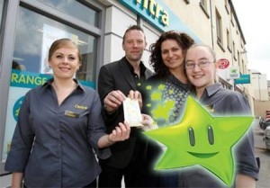 Identity of €6 Million Lotto Winner Still Unknown