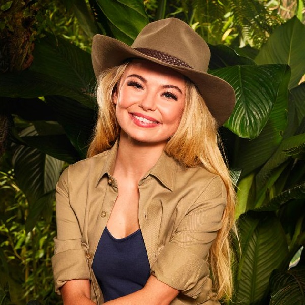 Georgia Toffolo Early Favourite to Win I'm a Celebrity