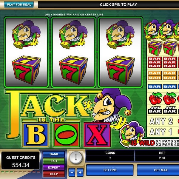 Jack in the Box Progressive Jackpot at Casino Club Exceeds €280K