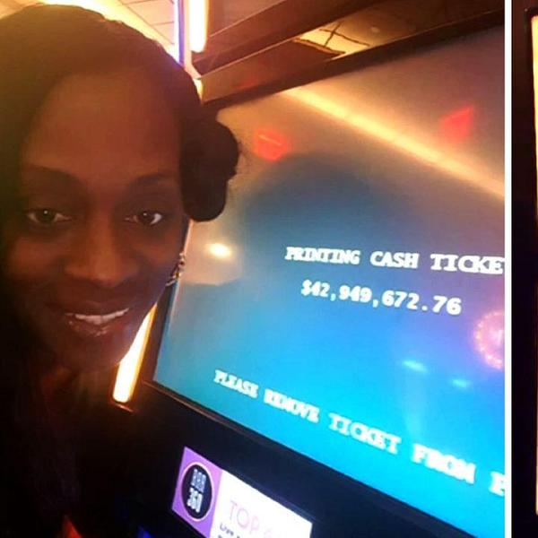 Woman Sues Casino For $42 Million Jackpot