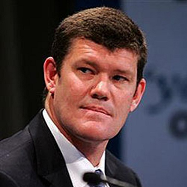James Packer Blocked by Security at His Own Casino