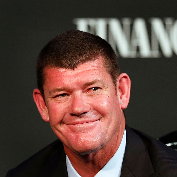 James Packer Steps Down as Chairman of Crown Resorts