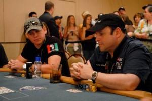 Jason Alexander and Matt Damon